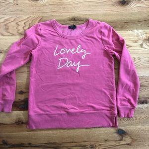 Lovely Day Gap sweatshirt